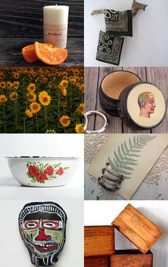 Summer ETSY FRESH by pheinart on Etsy--Pinned with TreasuryPin.com