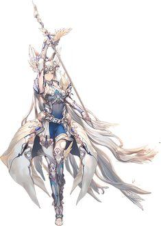 Fantasy Anime, Fantasy Armor, Fantasy Girl, Female Armor, Female Knight, Fantasy Character Design, Character Art, Fantasy Characters, Female Characters