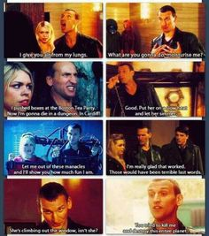 This is why I love nine!