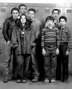 Freaks and Geeks--one of the best tv shows ever. why do the powers that be always take the best ones off the air after a few seasons?  oh yeah, most of America wants to watch mindless drivel.