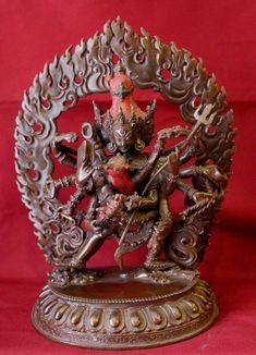 Chakrasambhara Statu