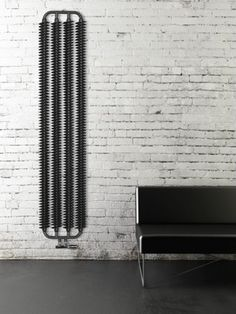 Tornado heating radiator: a vertical radiator in an industrial style. We offer this retro radiator in a wall mounted version. Mirror Radiator, Towel Radiator, Radiator Cover, Vertical Radiators, Column Radiators, Best Radiators, Contemporary Radiators, Decorative Radiators, Central Heating Radiators