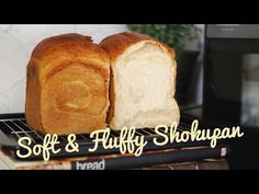 This recipe yields the softest, most delicious and extremely milky bread that stays fresh for longer, with one secret ingredient - TANGZHONG! High Protein Flour, Protein Bread, Milk Bread Recipe, Bread Recipes, Cake Recipes, Charcoal Bread, Coconut Loaf Cake, Hokkaido Milk Bread, Japanese Milk Bread