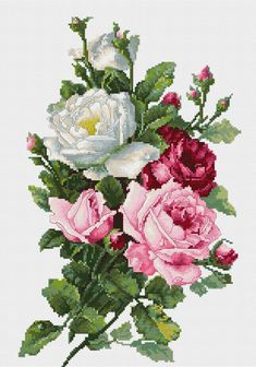 Thrilling Designing Your Own Cross Stitch Embroidery Patterns Ideas. Exhilarating Designing Your Own Cross Stitch Embroidery Patterns Ideas. Cross Stitching, Cross Stitch Embroidery, Embroidery Patterns, Cross Stitch Rose, Cross Stitch Flowers, Cross Stitch Designs, Cross Stitch Patterns, Needlework, Illustrations