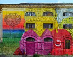street-art-blu-rome-2 Mr Blu heeft dit project afgerond in Rome. Mooi,he.....