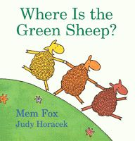 Where Is the Green Sheep? : Judy Horacek : 9780152067045 Where Is the Green Sheep? Board book English By (author) Judy Horacek , By (author) Mem Fox Language Activities, Book Activities, Toddler Books, Childrens Books, Books To Read, My Books, Flip Books, Story Books, Toddler Preschool