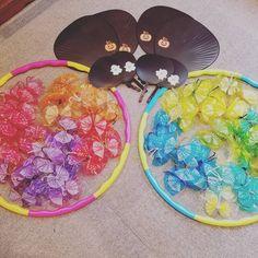 パタパタちょうちょ.+*:゚+。.☆ Butterfly Kids, Handmade Toys, Kids Rugs, Tableware, Decor, Simple, Games, Dinnerware, Decoration