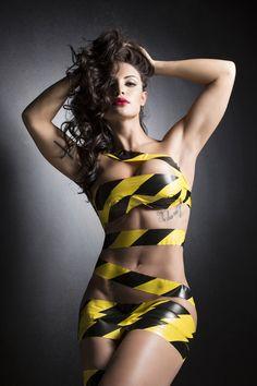 Aline Mineiro fala de cinta modeladora: 'Meu namorado acha sexy'.Leia mais em OFuxico!