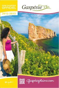 Guide touristique officiel de la Gaspésie / Gaspésie Official tourist guide