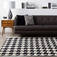 Frontier Collection features a series of flat-weave reversible designs with tribal and casual themes. Hand woven in India, these rugs are produced from the finest wool with unique patterns designed to enrich any room. Fashionable, durable and affordable,