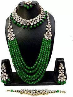 WHATSAPP 6290346409 COD n REFUND Copper Necklace, Necklace Set, Turquoise Necklace, Women's Jewelry Sets, Women Jewelry, Kundan Jewellery Set, Pearl Studs, Earrings, Collar