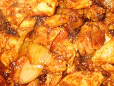 Easy Chicken curry - 30 mins Real simple recipe that looks like you slogged over it all day.