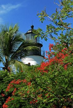 ✮ Lighthouse in Key West, FL
