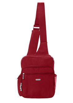 ace4f0338288 Amazon.com  Baggallini Luggage Messenger Bag