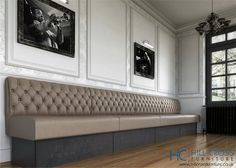 Fixed banquette restaurant booth seating Furniture Design, Lounge Seating, Home, Bedroom Seating, Rustic Dining Furniture, Furniture, Dining Furniture Makeover, Outdoor Dining Furniture, Kitchen Seating