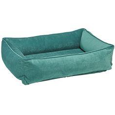 Snoozer Overstuffed Luxury Pet Sofa XLarge Red Check This - Overstuffed luxury sofa dog bed