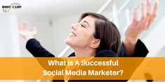 What Is A Successful Social Media Marketer? Business Entrepreneur, Business Marketing, Internet Marketing, Social Media Digital Marketing, Social Media Training, Success, Posts, Learning, Blog