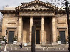 L' église St Philippe du Roule