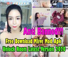 Free Download Mlive Mod Apk Unlock Room Latest Version 2020 | No Banned!!! Mod App, Video Downloader App, Live App, Free Coupons, Bokeh, Hacks, Film, Facebook Messenger, China