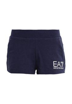 Спортивные шорты EA7 выполнены из хлопкового трикотажа. Особенности: эластичный…