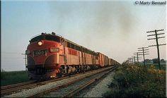 The Gulf, Mobile and Ohio Railroad
