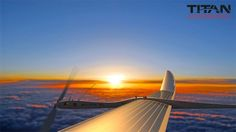 Facebook is reportedly looking to buy solar-powered drone company Titan Aerospace to help ...