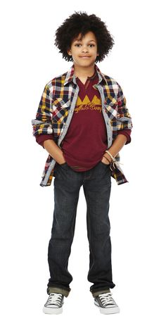 ready to roll up his sleeves and hit the books -- boys flannel, jeans and skate shoes