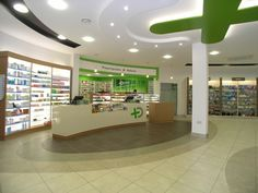 Dooleys Pharmacy Dromcollogher, design and shopfitting by Ashleyt Martin