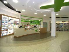 Dooleys Pharmacy Dromcollogher, design and shopfitting by Ashleyt Martin