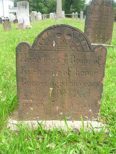Ruth Burnet 1750 E. Hanover, NJ