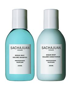 """Sachajuan Ocean Mist Volume Shampoo and Conditioner Sometimes you find """"the one"""" that makes your heart skip a beat—and your bathroom smell like a Mediterranean resort (clearly, we're not talking about a dude). For senior digital editor Lauren Caruso, that's Sachajuan's Ocean Mist Volume Shampoo and Conditioner. """"If I could bathe in this stuff every day of my life, I would,"""" she says. And with sensual notes of plum blossom, white peony, Japanese honeysuckle, and warm amber, we can't blame…"""