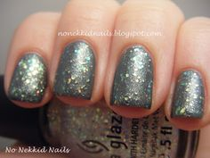 No Nekkid Nails: China Glaze Wicked Collection Make a Spell over Immortal