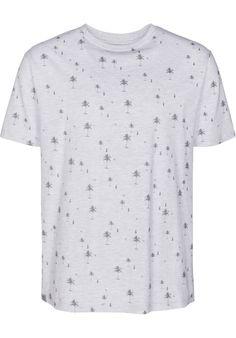 TITUS Palm-AO - titus-shop.com  #TShirt #MenClothing #titus #titusskateshop