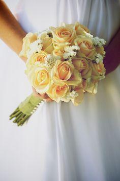 Beautiful bouquet. Yellow & White.
