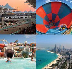 Win an Abu Dhabi experience worth R80 000! – Travelstart ZA & Spree #abudhabiexperience