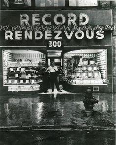 Record Rendezvous, 1950s