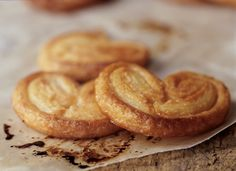 Cookie of the Day: Palmiers