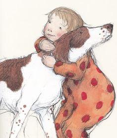 Een knuffel van mama-Freya Blackwood