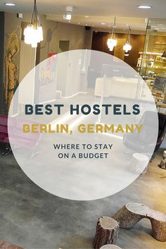 Best Hostels in Berlin: Picking the best hostel in Berlin is no easy task.The city is filled with great choices when it comes to hostels. Luckily, we did the work for you by researching and visiting many an establishment to put together a list of what we think are the absolute best hostels in Berlin. So, if you are visiting Berlin, and you want to do so on a limited budget, stay in a hostel. One of these, perhaps.