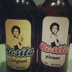 "birra ""Rosita"""