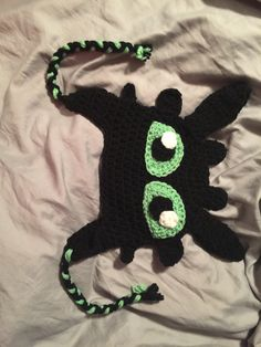 How to train your dragon hat made by themarvelousmadhatterandmore