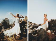 Fotoshooting am Tag nach der Hochzeit ~ Melissa & Kirk ~ Kamp Photography