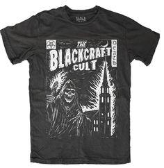 Blackcraft Comic Volume 1 T-shirt