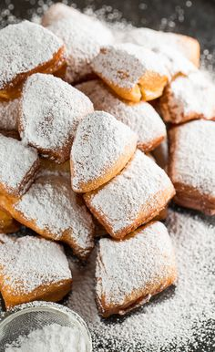 Homemade New Orleans Beignets | Recipe: Spicy Southern Kitchen