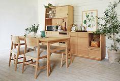 SIGNE(シグネ) ダイニングテーブル W1600 ナチュラル   unico ウニコ公式通販サイト