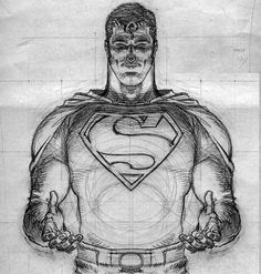 "Frank Quitely ""All-Star Superman"" (2006-2008)"
