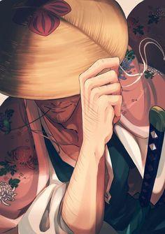 Shunsui Kyōraku in 2021 | Bleach anime, Bleach anime ichigo, Bleach manga