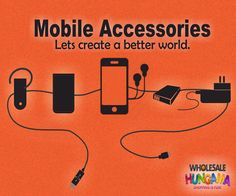 Shop for Mobile Accessories Products at Best Price Online at wholesalehungama.com For More Information Visit On: http://www.wholesalehungama.com/mob…/mobile-accessories.html #mobileaccessories