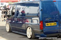 Sick Ford Transit... like, no words come to my mind.