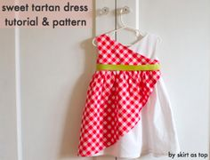 I love this project that I found while browsing on freeneedle.com....would use two fabrics with a little less contrast.